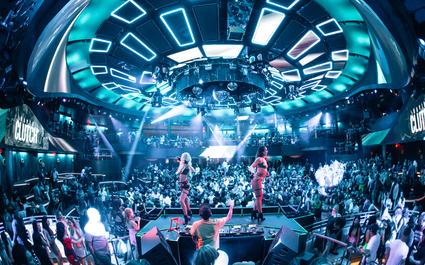 UFC Official After Party at KAOS Night... - Kaos Nightclub