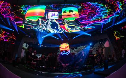 Marshmello at KAOS Nightclub - Kaos Nightclub
