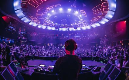 Kaskade at KAOS Nightclub - Kaos Nightclub