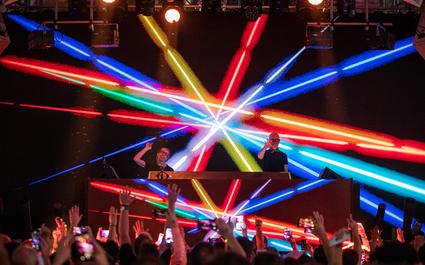 SOAK Sundays with Above & Beyond - Kaos Dayclub