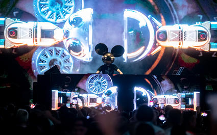 SOAK Sundays with deadmau5 - Kaos Dayclub